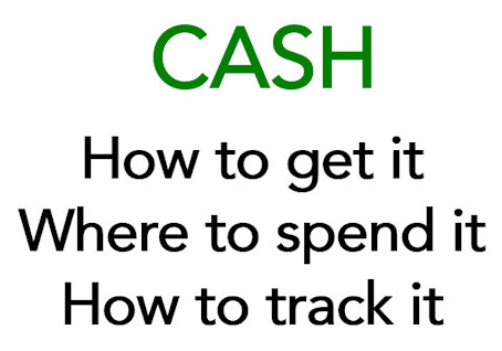 Cash: Raising, Spending and Tracking for Fast Growing Companies