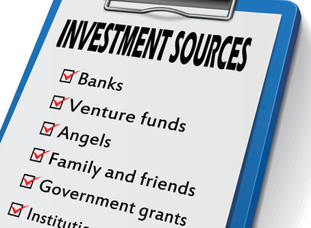 How Startups Finance Themselves