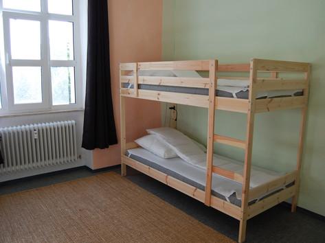 Gästeraum 1 mit 2 Etagenbetten