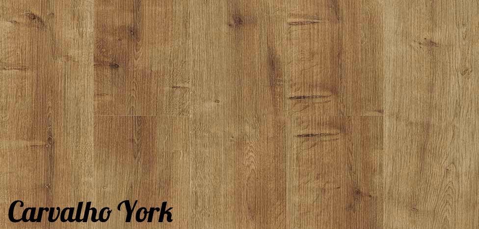 New Way Carvalho York Click I Preço R$ 158,00 Caixa com 2,51m2