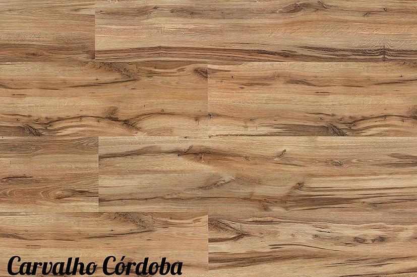 New Elegance Carvalho Córdoba Click I Preço R$ 198,00 Caixa com 2,77m2