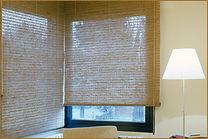 persiana rolo bamboo