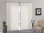 cortina no forro