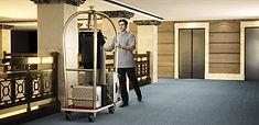 Carpete Smart comercial