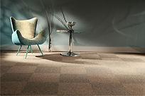 Carpete Colorstone em comercio