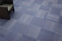 Carpete Matrix em loja