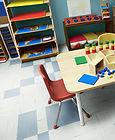 Paviflex Intensity em area escolar