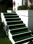 Grama Comfort Grass - Summerna escada com chapa