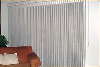 persiana vertical em pvc e voil