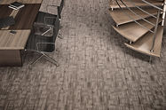 Carpete Shadow colocado