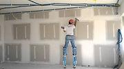 Colocação Parede Drywall