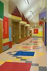 Paviflex na Escola Infantil