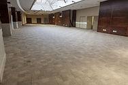 Carpete Interlude colocado