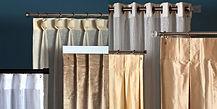 cortina franzida na zona sul