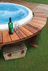 Grama Comfort Grass  - Tempo piscina