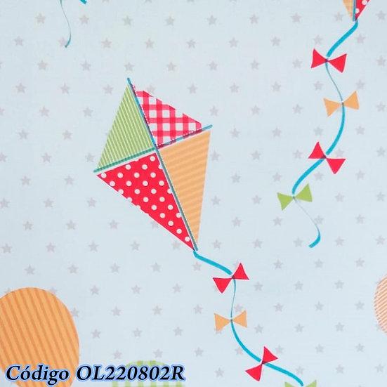 TNT Ola Baby II Rolo 0.53x10.00 comp. I Preço por Rolo R$ 160,00 Unidade