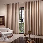 cortina em ilhois