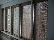 cortina em tecido bamboo