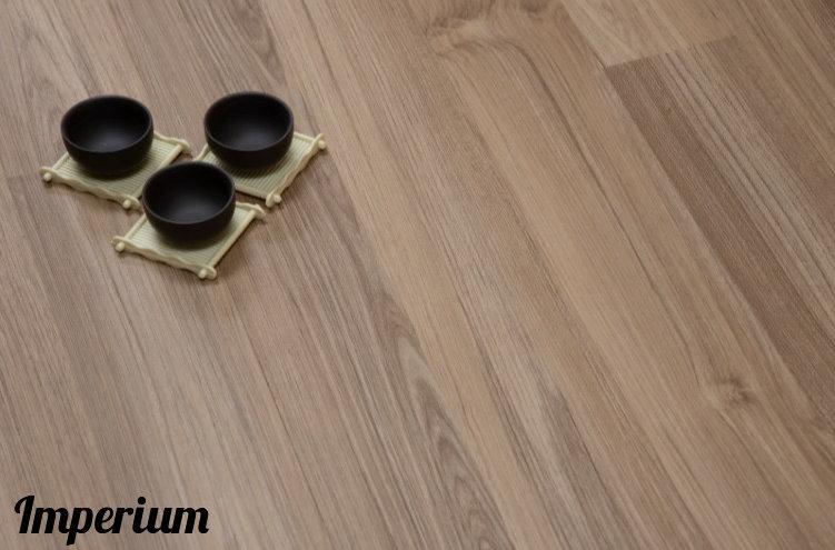 Piso Vinilico 3mm PVC Colado em Régua I Preço R$ 404,90 Caixa com 3,37m2
