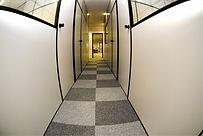 Carpete Berber Point 920 em corredor