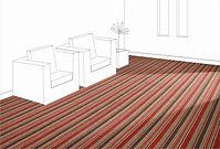 Carpete Metropolitan saude