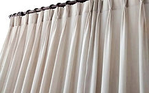cortina para residencia