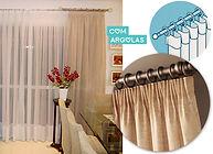 cortina instalado