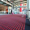 Carpete Impact colocado