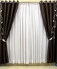 cortina na folha café