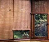 persiana em rolo tecido bambu
