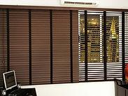 persiana de madeira no morumbi