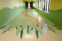 Paviflex na Escola