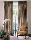 cortina em seda