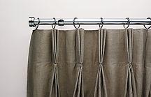 cortina em confecção