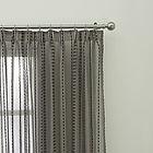 cortina com argola