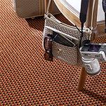 Carpete Saxony design hotel