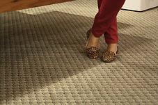 Carpete Dimension  colocado