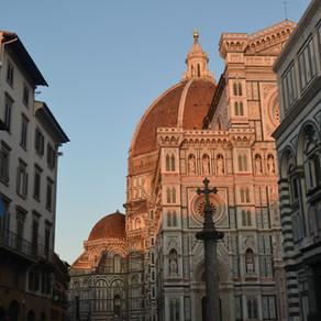 Florencia en familia y otras anécdotas