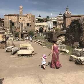 10 planes imperdibles para hacer en Roma con niños