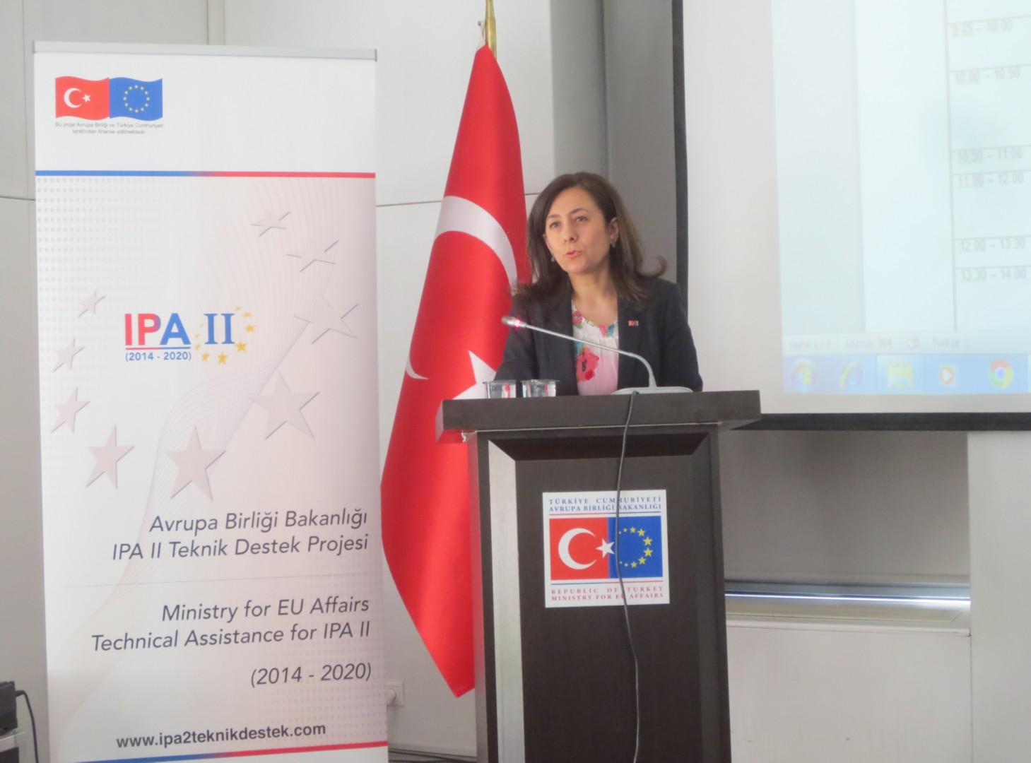 2014 IPA II RRAA Aksiyonu Toplantısı