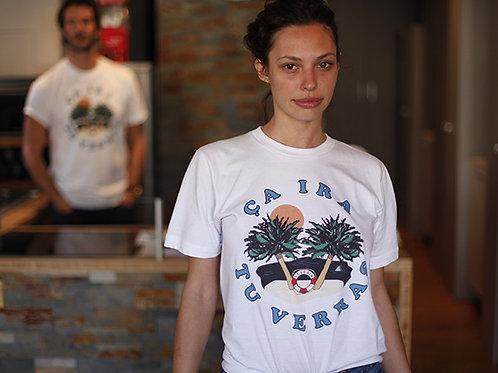 "T-shirt ""Ça ira tu verras"" X Bourgine"