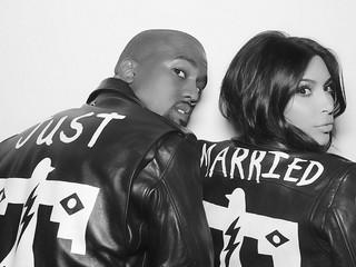 Kanye West & Kim Kardashian Doing Therapy