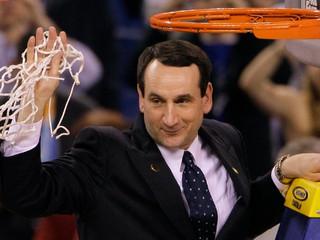 Coach k announces retirement