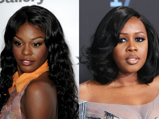 REMY MA AND AZEALIA BANKS GOES HEAD TO HEAD ON INSTAGRAM!