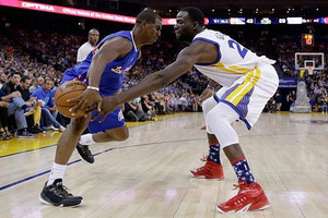 Draymond Green Coins Himself the Greatest Defender of All Time