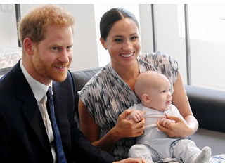 'Megxit' with Prince Harry, Megan Markle  & Baby Archie