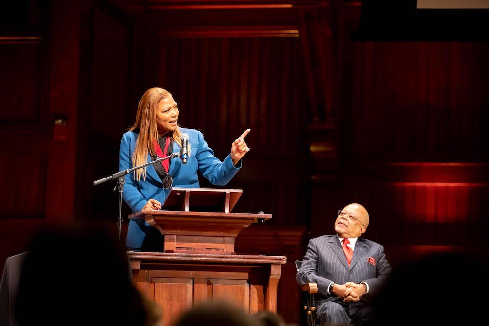 Queen Latifah, W.E.B. Du Bois Honor