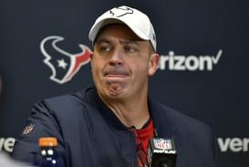 Bill O'Brien Firing from the Texans