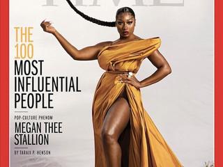 Megan Thee Stalltion + TIME Magazine