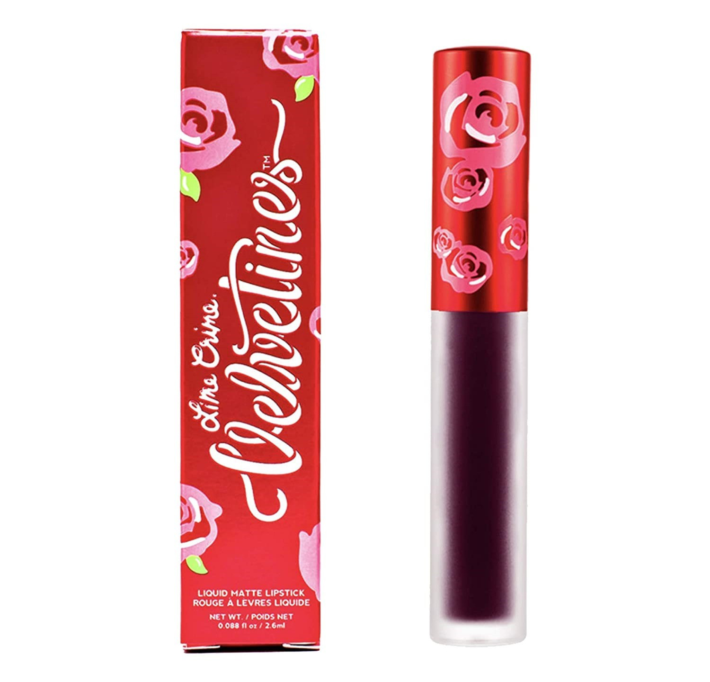 Wine Red Lip